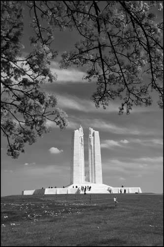 Commemorating the 100th Anniversary of Vimy Ridge