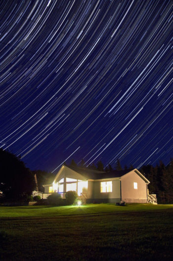 PEI Star Trails