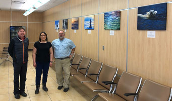 Six Nunatsiavut Photographers Featured in Airport Exhibit